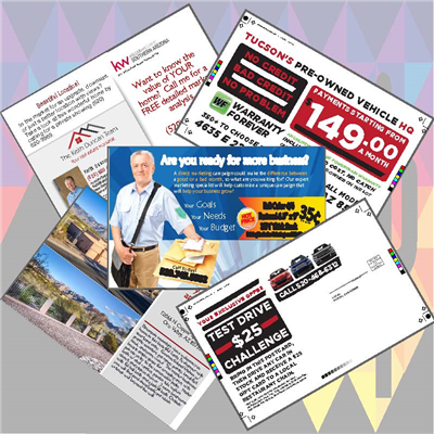 Every Door Direct Mailers (EDDM)